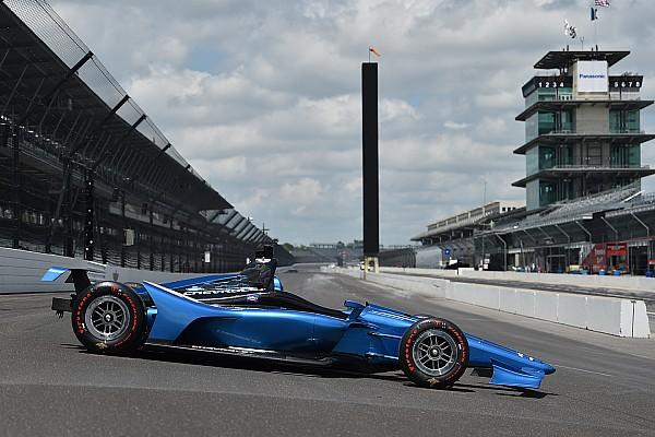 IndyCar IndyCar onthult radicale wagen van Chevrolet en Honda voor 2018