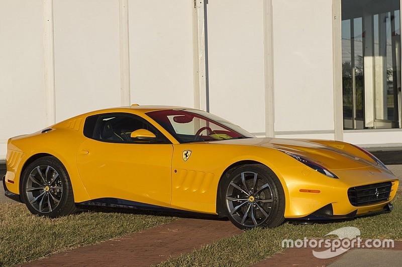 Ferrari SP275 RW, nouveau projet unique de Ferrari