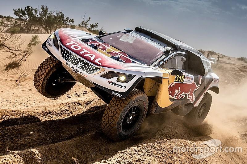 Maroc, étape 4 - Soucis chez Peugeot, Al-Attiyah leader