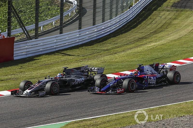 Haas espera se beneficiar de trocas em Toro Rosso e Renault