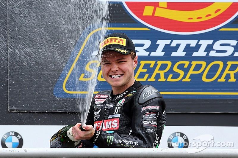 Balap di Moto2, Mackenzie resmi gantikan Kent