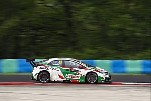 WTCC Résumé de course Course 1 - Tiago Monteiro impérial en Hongrie