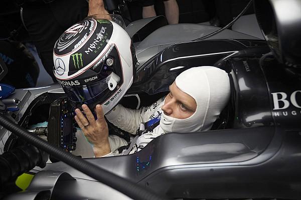 Bottas schrijft ontwerpwedstrijd uit voor nieuwe helm
