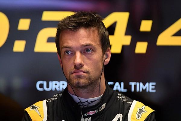 Palmer garante que completará temporada 2017 pela Renault