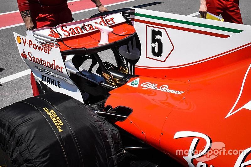 Előre tesztelt az azeri szabadedzéseken a Ferrari