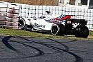 Formel 1 F1-Test Barcelona: Lance Stroll mit 1. Unfall der Formel-1-Saison 2017