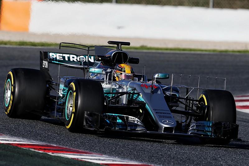 Технический анализ: Mercedes продолжает анализировать обновления