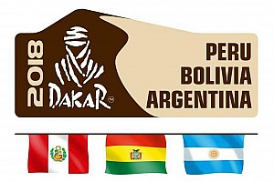 Dakar Ultime notizie Ecco il percorso completo dell'edizione 2018 della Dakar