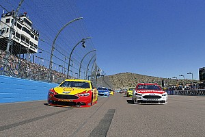 NASCAR Cup Race report Logano dominates first stage at Phoenix