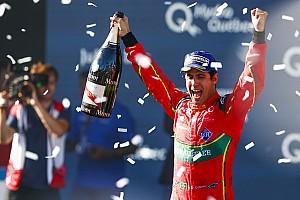 Formule E Résultats Championnats - Premier titre pour Di Grassi