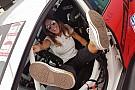 TCR Italia Carlotta Fedeli a Vallelunga nel TCR Italy con Pit Lane Competizioni