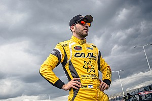NASCAR Euro Breaking news Alon Day fastest in second practice session at Circuit Zolder