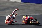 """""""Para pembalap Honda bisa terjatuh kapan saja"""""""