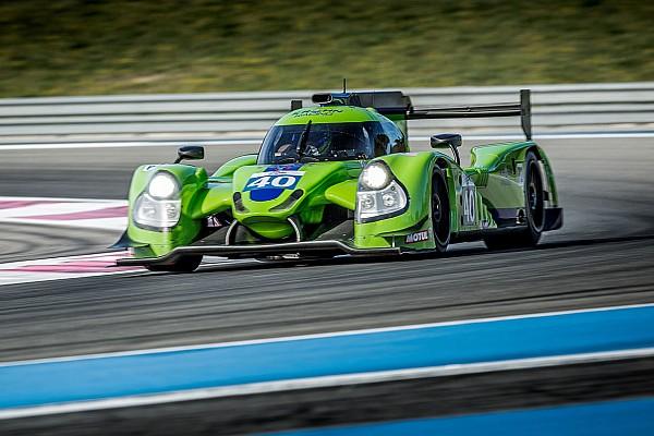 Pla fastest at Paul Ricard ELMS test