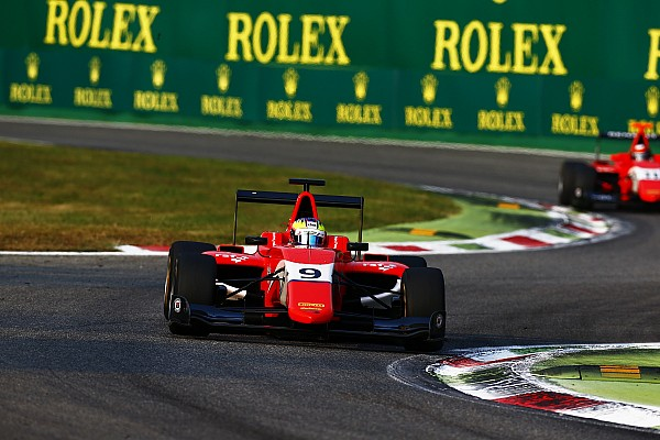 GP3イタリア:デニスとデ・ブリーズが初優勝、福住は次戦グリッド降格ペナルティ