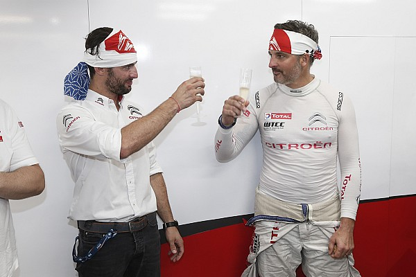 Muller thanks Lopez for Motegi WTCC win