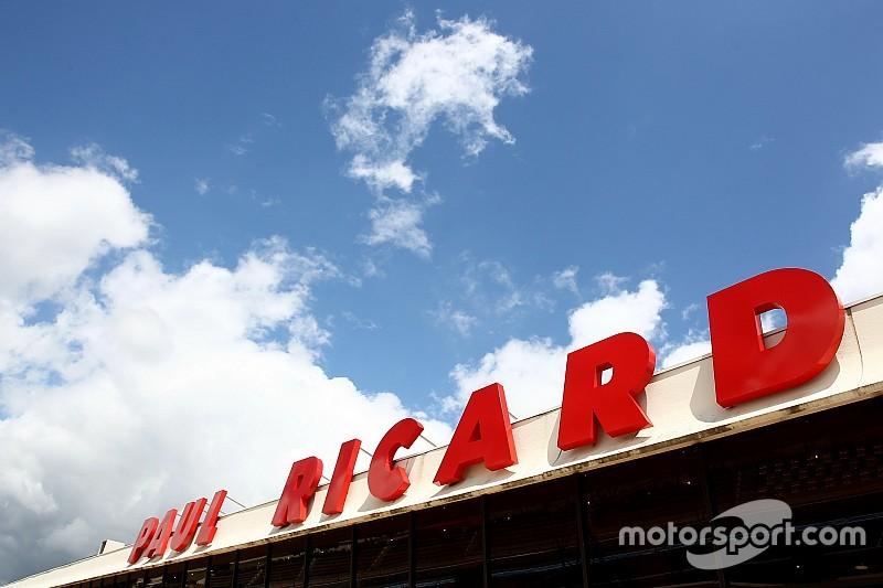 Red Bull проведет тесты в Ле-Кастелле
