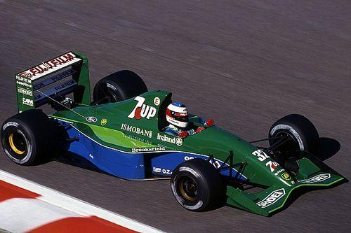 "F1歴代屈指の名車""ジョーダン191""誕生秘話……ホンダV12を積んでセナが乗ればタイトルを獲れた?"