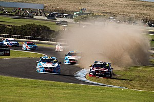 Supercars Analysis Driver's Eye View: Phillip Island