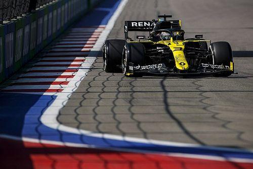 F1ロシアFP1:首位ボッタスにリカルドが続く。ホンダPU勢は4台がトップ10