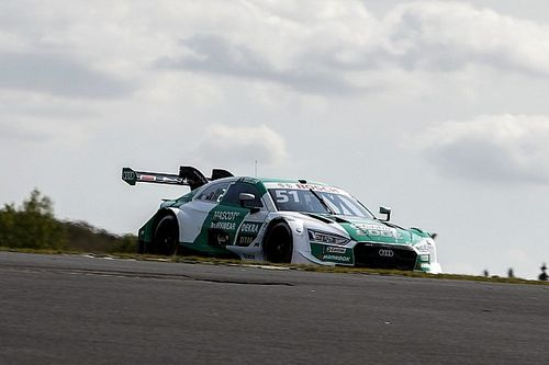 DTM: Nico Muller vola in Pole anche per Gara 2 al Nurburgring