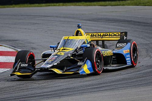 Veach deja Andretti Autosport con efecto inmediato