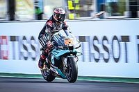 Quartararo: Struggling to overtake with the Yamaha