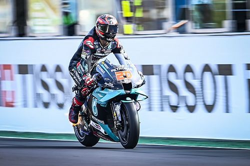 MotoGP: Quartararo diz que será difícil de vencer corridas se Yamaha não estiver na frente
