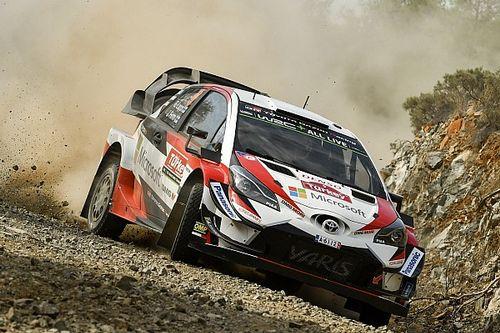 Marmaris, WRC için hazır!