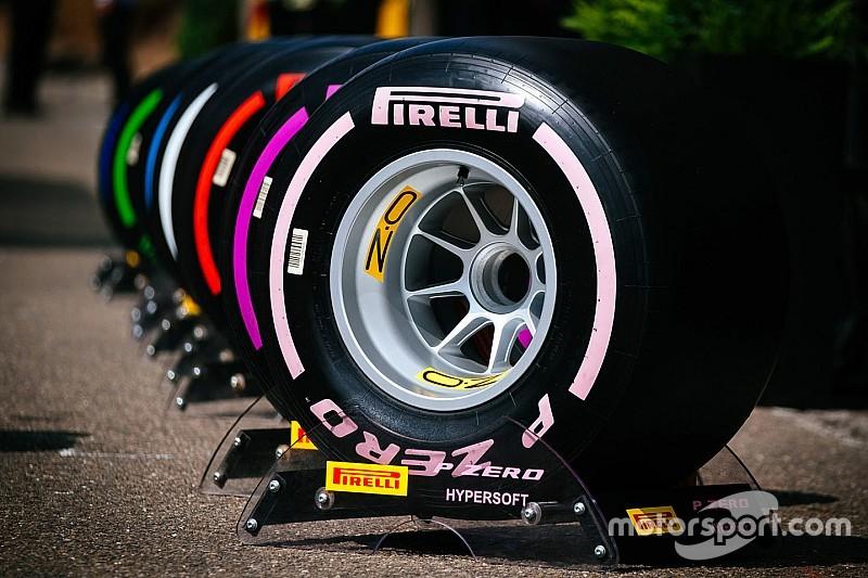 Pirelli confirma el nuevo sistema de denominación de neumáticos para 2019