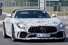 First spy photos of the Mercedes-AMG GT R Roadster emerge