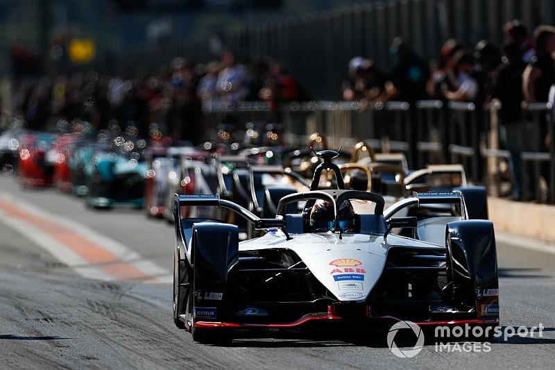 GALERÍA: La alineación de pilotos para Fórmula E 2018-2019