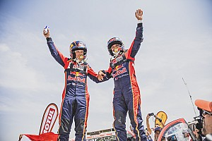 ダカールラリー2019:アルアティヤが総合優勝。トヨタに初勝利もたらす