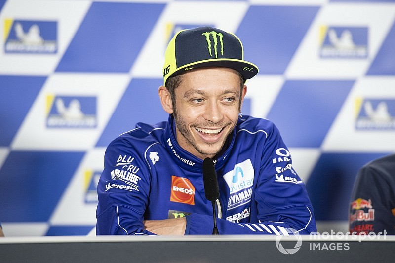 Rossi et ses 40 ans: