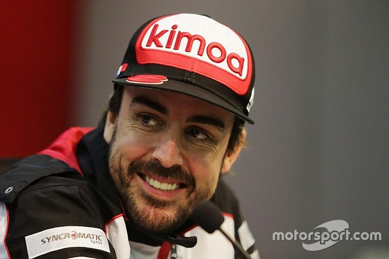 """Alonso diz que permanência no WEC após Le Mans está em """"50/50"""""""