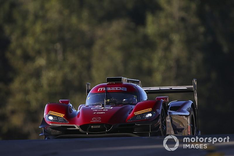 Petit Le Mans: Race gets underway, drama for Derani