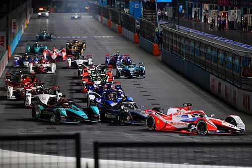 Formule E stapt officieel over op een nieuw kwalificatieformat
