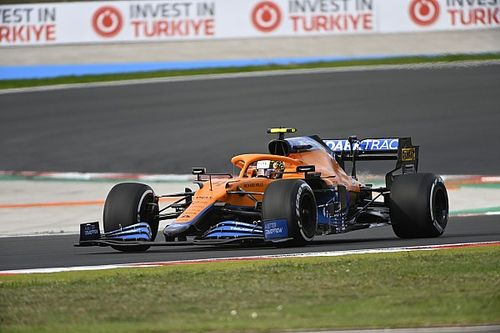 """Istanbul """"a completely different F1 circuit"""" this year - Norris"""
