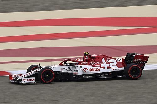 Alfa Romeo reveals launch date for C41 2021 F1 car