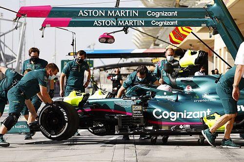 How low-rake F1 concept has put Aston Martin at a crossroads