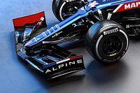 Los ajustes ocultos dentro del nuevo Alpine A521 F1 de Alonso