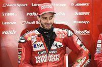 Dovizioso, sin dolor y con optimismo para Jerez