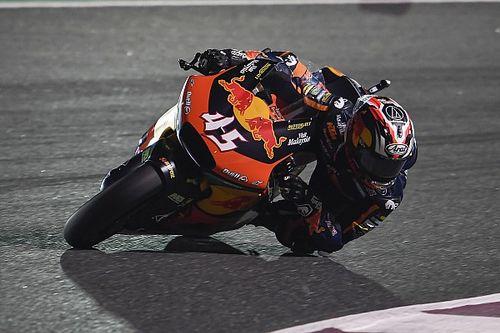 Moto2: Nagashima larga de 14º para vencer com tranquilidade prova no Catar
