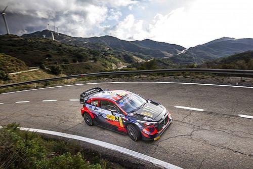 Dernier pointage avant le Rallye d'Espagne 2021