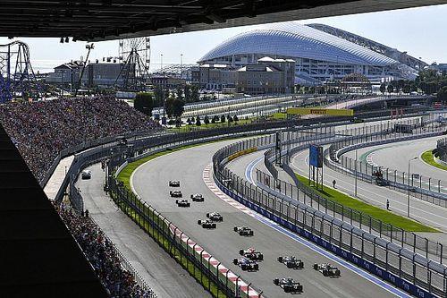 Sochi mikt op 30.000 toeschouwers tijdens Grand Prix van Rusland