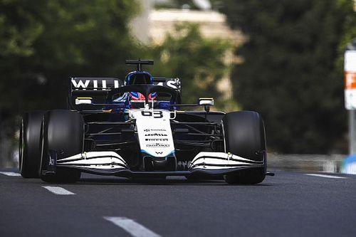 Williams introdujo cambios para reducir su problema con el viento