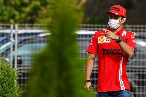 Leclerc: no tendremos los mismo problemas que en Portugal
