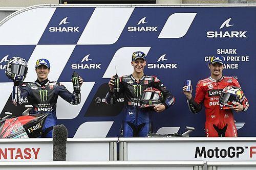 La parrilla de salida del GP de Francia 2021 de MotoGP