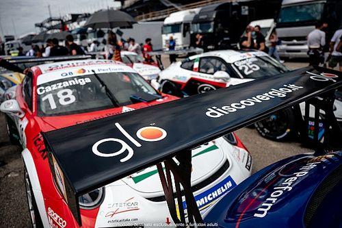 Glo è nuovo partner sulle vetture della Carrera Cup Italia