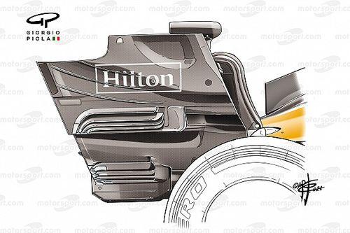 McLaren: rotto il coprifuoco per un sensore del cambio ko